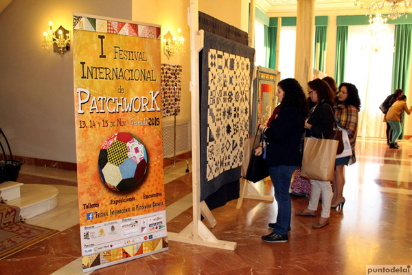 festival internacional Patchwork Granada